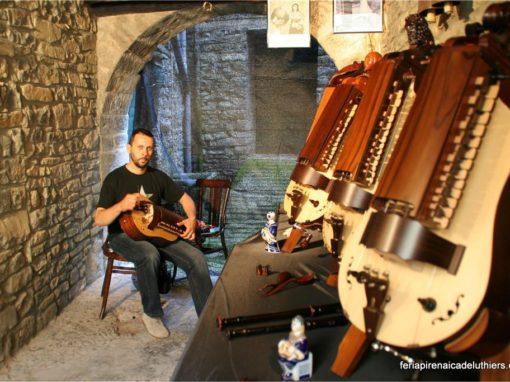 La Feria Pirenaica de Luthiers llenará de música y artesanía las calles de Boltaña