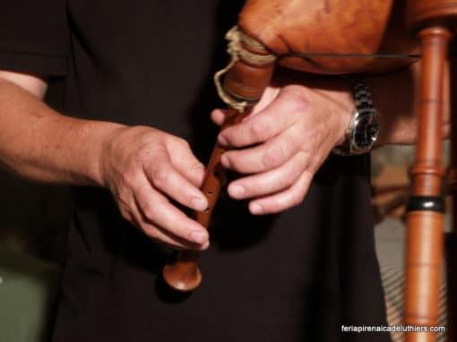 Boltaña se convierte hoy en la capital española de la luthería
