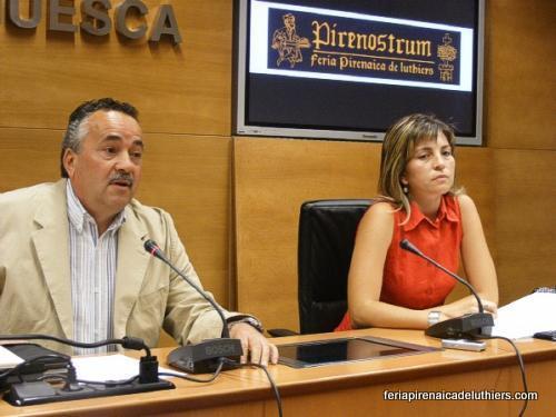 Presentación oficial de Pirenostrum en Huesca
