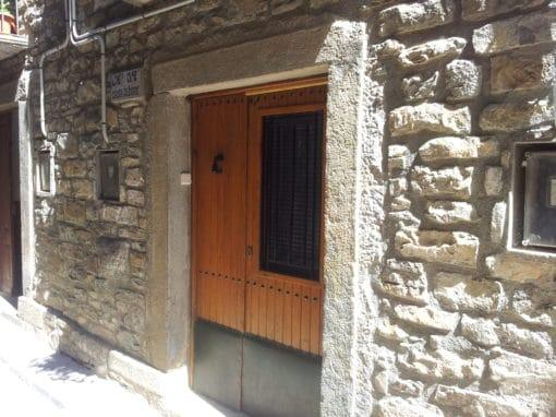 Patio 8. Casa Arnal