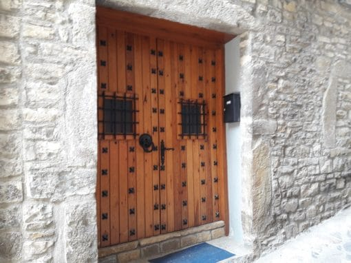 Patio 46. Casa Cebollero
