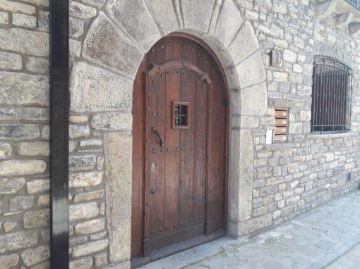 Patio 16. Casa Jesusina